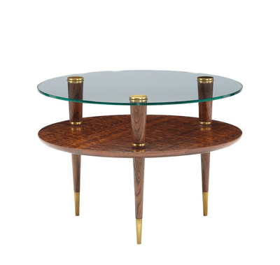 Picture of ADRIAN TAPERED LEG END TABLE